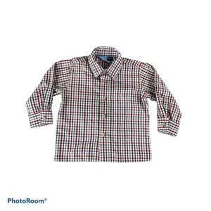 Goodlad Plaid Button Shirt 2T
